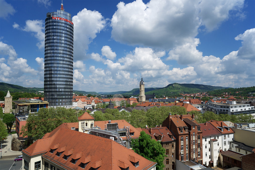City center of Jena