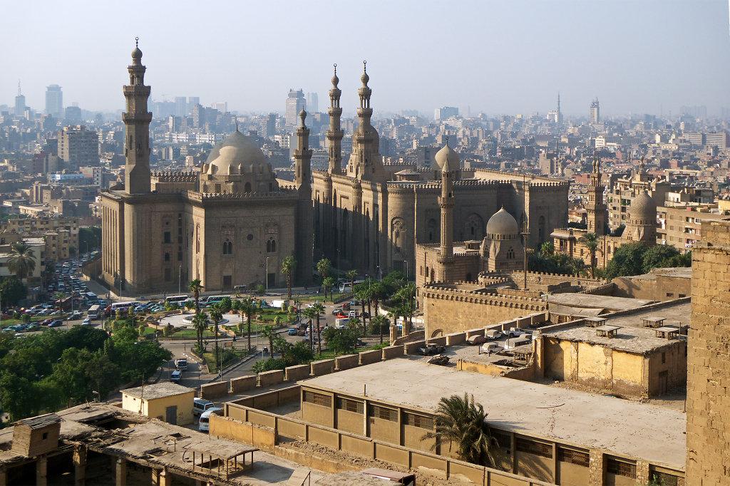 Mosque-Madrassa of Sultan Hassan & Mosque of Al Rifai